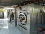 Fully Automatic Commercial Industrial Laundry Washing Machine Washer Extractor Price