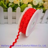 New Production Colorful Ric-Rac Ribbon