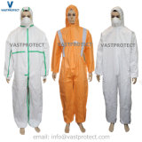 Industrial Safety Protective Disposable Work Coverall
