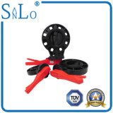 UPVC Hanled Butterfly Valve Big Size 160 for Chemical System