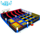 Manufacture Indoor Play Center Good Quality Jumping Trampoline