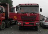 Low Price Used Shacman 6X4 Dump Truck/Tipper Truck 10 Tyres 40t Loading Capacity Used for Africa