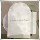 Wholesales White Marble Tombstone Memorial Stones Headstone for Graves