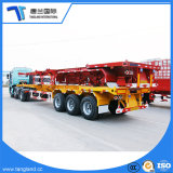 Skeleton Port Semi Trailer for Containers Transportation