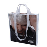 Laminated Non Woven Shopping Bags with Handle and Shoulder Straps