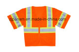 Hi-Vis Safety Vest with ANSI 107-2015 Approved