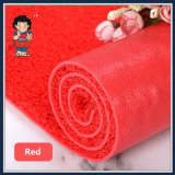 PVC Anti Slip/Non Slip/Door/Bathroom/Coil/Flooring/Car/Noodle Mat Carpet Rug with Foam Backing