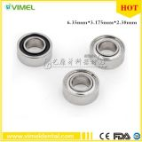 Dental Part Ceramic Bearing with Cover for High Speed Handpiece