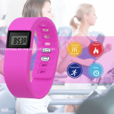 Top Selling Touch Screen Smart Pedometer Fitness Watch with IP68 Waterproof