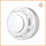 Combined Smoke and Heat Detector for Conventional Fire Alarm System