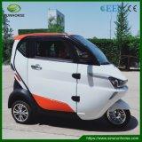 Electric Mini Auto Pure Electric Car 3 Wheels 3 Seats Family Car