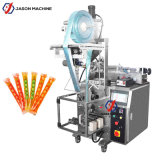 Automatic Plastic Bag Liquid Honey Fruit Juice Ice Lolly Popsicle Food Filling Sealing Packing Machine Price