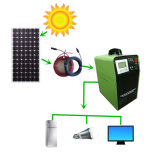 300W DC/AC Portable Solar Power Bank