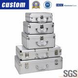 Customizable Aluminum Alloy Instrument Truck Tool Storage Box
