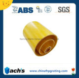 Corrosion- Resistance Fiberglass Pultruded Round Tube with ISO/SGS Certifications