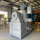 Industrial Activities Wastes Burning Treatment Machine Factories Garbage Management Incinerator with Automatic Air Blower