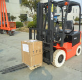 Brand New Small 3 Ton Electric Forklift Truck Price with American Curtis Controller