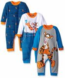 Baby Boys' Finding Nemo Tigger Monsters Inc Mike Sully Coveralls Garments Infant Apparel