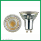 3W/GU10/ LED Spot Lamp/320lm/Glass Shell/Ce/RoHS /Glass Lens