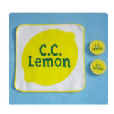 100% Cotton Round Shape Compressed Hand Towel