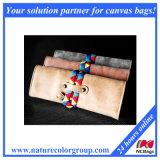 New Designed Fashion Rivet PU Leather Pencil Purse (WP-010)