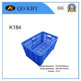 K184 Plastic Injection Molded Fruit Vegetable Basket for Kitchen Storage
