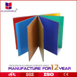 Alucoworld 2017 Hot Sale Aluminium Composite Panel for Decoration