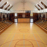 Professional Indoor PVC Basketball Floor