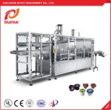 Big capacity coffee capsuel filling and sealing machine