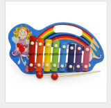 Children Wooden Toys Hand Piano