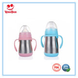 Stainless Steel Bottle for Baby with Anti Colic Nipple
