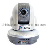 700tvl Pan/Tilt IR Night Vision Poe Dome Camera IP Camera
