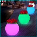 Light up Flower Pot Plastic Flower Pots Wholesale Trays