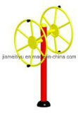 Professional Outdoor Fitness Equipment Arm Wheel