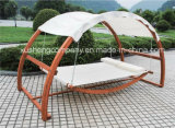 Tent Type Wooden Frame Leisure Hanging Hammock Chair