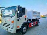 Danyun 4*2 2 Axle 8 Ton Dump Truck for Sales
