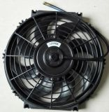 12 Inch Auto Universal Condenser Fan S Type 80W/90W Air Conditioning Fan