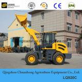 2ton Wheel Loader Construction Machine Middle Loader