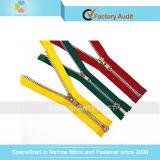 Hot Open/Close End Waterproof Nylon No. 5 Aluminium Zipper