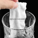 White Mini Portable Face Care Cotton Compressed Towel for Outdoor Travel Health Sports Magic Towel