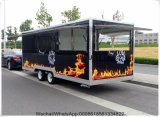 (CE) Promotional Factory Supply Brand New Mobile Food Truck