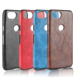 PU Business Leather Back Phone Case Cover for Google Pixel 2/Pixel 2 XL etc