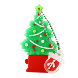 Wholesale Bootable Thumb Drives Cartoon Christmas Tree Gifts