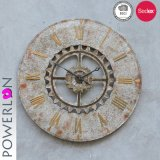 Metal Wall Clock for Outdoor or Indoor Use