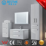 Modern Design Bathroom Cabinet with Side Cabinet (BY-X7089)