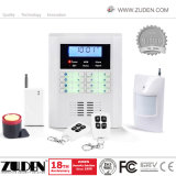 Wired Wireless GSM Alarm System for Home Security