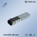 Chinese Supplier 1.25GB/S Single-Mode (20/40/70/100/120km) SFP Fiber Optic Transceiver