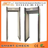 Smart Check Secugate 550m Walk Through Metal Detector