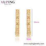 95136 Xuping Long Chain Eardrop Ear Ring Earring, Jewelry Guangdong