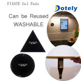 Sticky Gel Fixate Cell Phone Pads Sticky Anti-Slip Mat Holder for Smart Phone